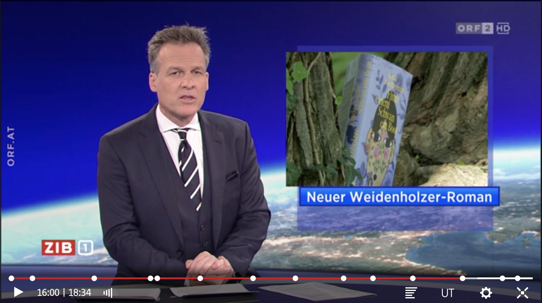 Anna Weidenholzer Zeit im Bild 1 ORF 2